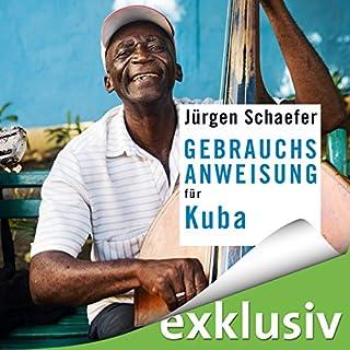 Gebrauchsanweisung für Kuba Titelbild