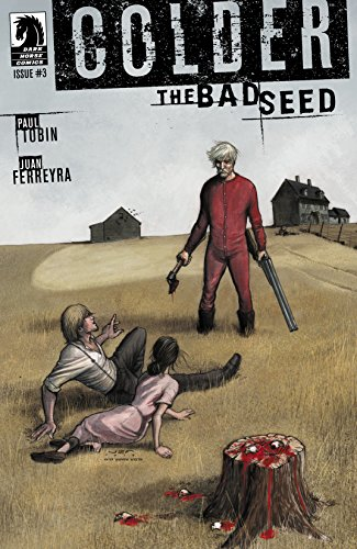 Colder: The Bad Seed #3 (English Edition)