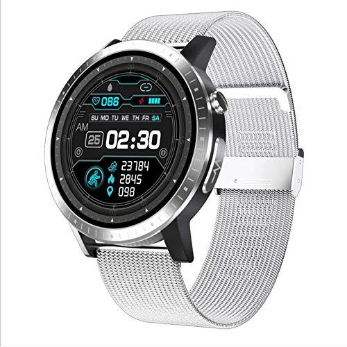 Rastreador De Fitness Smart Watch con Oxígeno En Sangre Presión Arterial Monitor De Frecuencia Cardíaca IP68 Impermeable,D