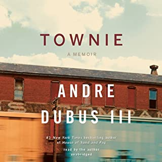 Townie audiobook cover art