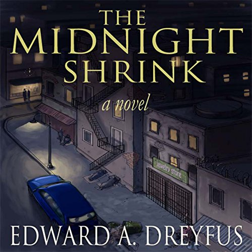 The Midnight Shrink audiobook cover art