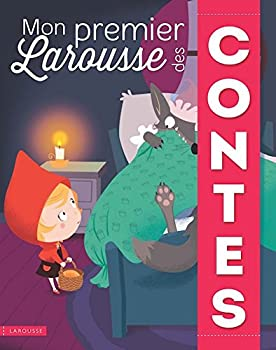 Hardcover Mon Premier Larousse des Contes (French Edition) [French] Book