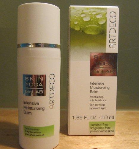 Artdeco Skin Yoga BioLAB femme/woman, Intensive Moisturizing Balm, 1er Pack (1 x 50 ml)