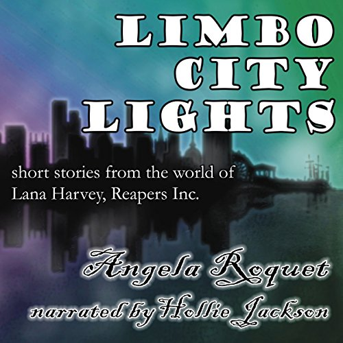 Limbo City Lights audiobook cover art