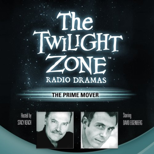 The Prime Mover audiobook cover art
