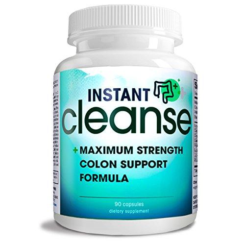 InstantCleanse Maximum Strength Colon Support