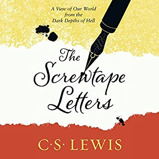 The Screwtape Letters     Letters from a Senior to a Junior Devil              By:                                                                                                                                 C. S. Lewis                               Narrated by:                                                                                                                                 Joss Ackland                      Length: 3 hrs and 58 mins     210 ratings     Overall 4.6
