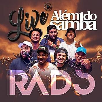 Além do Samba (Ao Vivo)