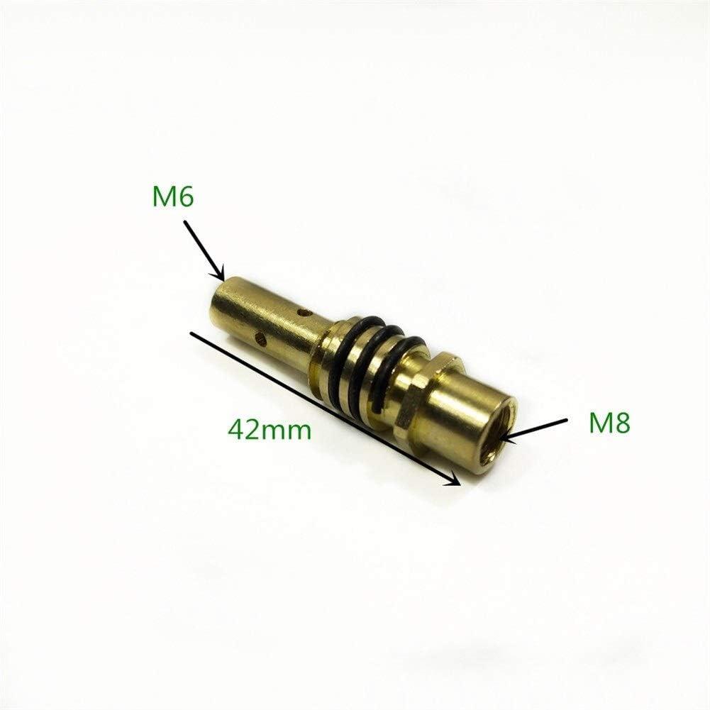 Power : 1pcs Swan Neck Schwei/ßger/äte 15AK Gasd/üsenhalter mit D/üsenfeder for das MIG//MAG-Schwei/ßbrenner-Kontaktspitze Halter von MB 15AK Schwei/ßpistole