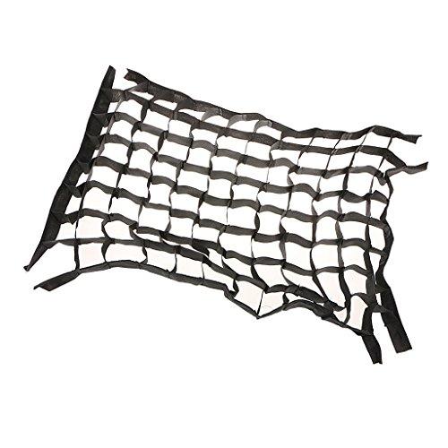 Paraguas Cuadrado de 50 x 70 cm de No-Brand Speedlite Softbox con Rejilla de Panal de Abeja