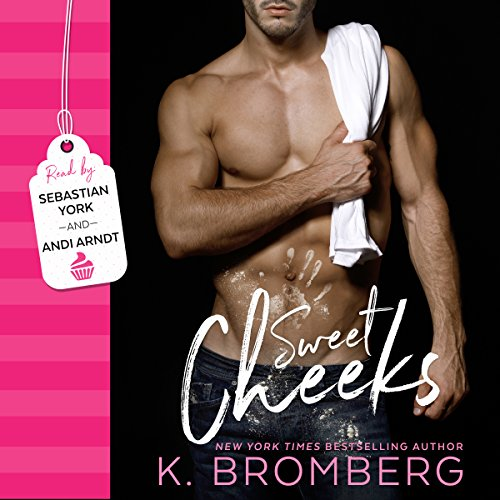 Sweet Cheeks audiobook cover art