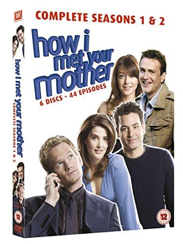 How I Met Your Mother Season 1 & Season 2 [UK Import]
