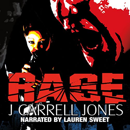 Rage (Karen Bechard Adventures) audiobook cover art