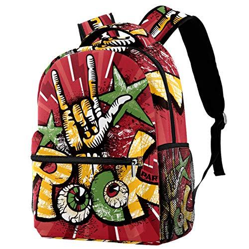 Tabla periódica de los elementos, mochila escolar, mochila de viaje, mochila de senderismo, para mujeres y hombres