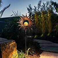Solar light LED Solar Power Light Garden Yard Path Lawn Waterproof Automatically Recharging Fence Landscape Decor Lawn Solar lights outdoor 1ps