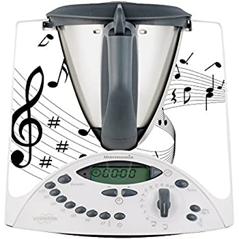 thermodernizate- Vinilos Thermomix TM31 Pentagrama: Amazon.es