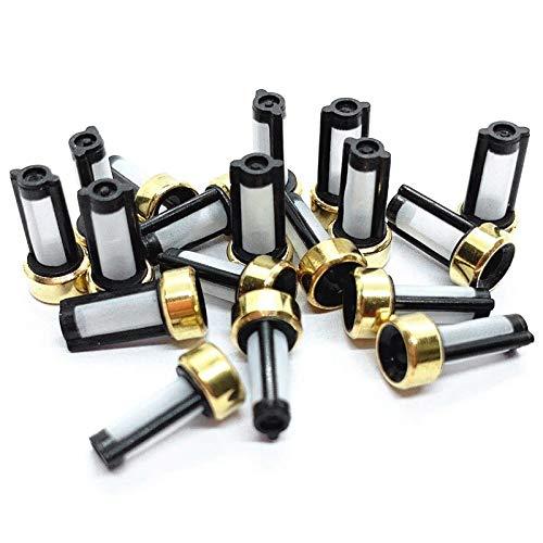 Auto-onderdelen 500stuks Fuel Injector Filter ASNU03C 11001 Maat 12x6x3mm auto-onderdelen for B-o-s-c-h Fuel Injector