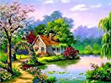 Landscape Diamond Painting- 5d D...