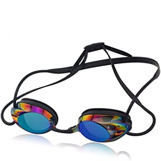Gearu Sports #1 Swimming Goggles Thrive 2.0, Hydrodynamic Design No Leaking Anti Fog UV Protection. Swim Goggles for Adults Men Women Youth Kids Child (Multiple Colors Available)