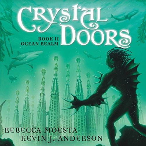Ocean Realm audiobook cover art