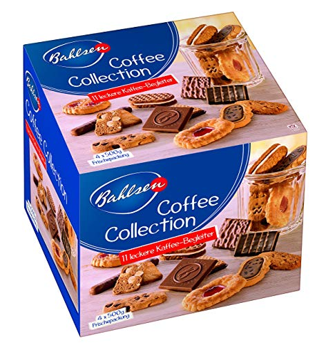 Bahlsen Coffee Collection Multipack, 1er Pack (1 x 2 kg)