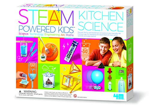 4M Steam Powered Kids Kitchen Science Kit