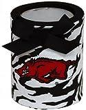 Game Day Outfitters NCAA Arkansas Razorbacks Schaumstoff Dosenkühler mit Schleife