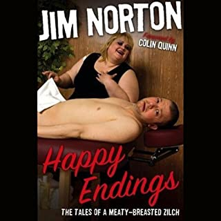 Happy Endings audiobook cover art