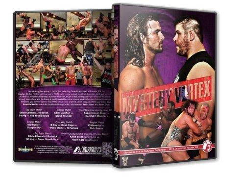 Pro Wrestling Guerrilla - PWG Mystery Vortex DVD