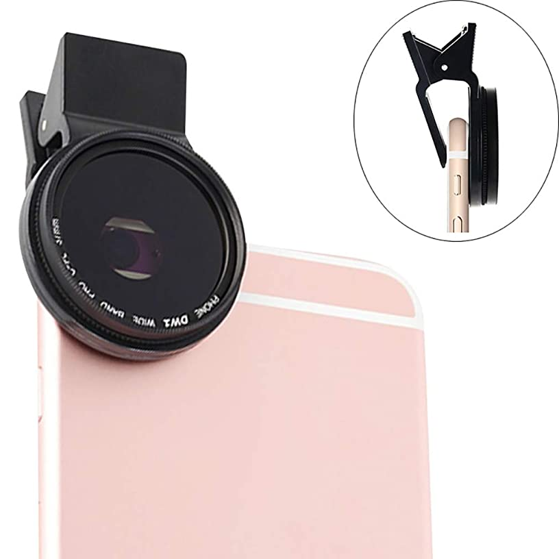 ZUZEN ? Mobile Phone Camera Lens Universal Phone Lens 37Mm CPL Mirror Polarizer Polarizer Wide-Angle Lens for iPhone X XS Plus 8 7 6S Smartphone