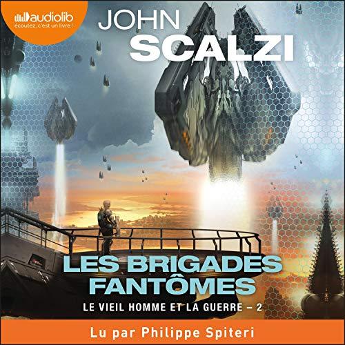 Les Brigades fantômes cover art