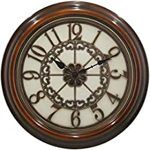 66145B Wall Clock, AA,40*40*5.5cm