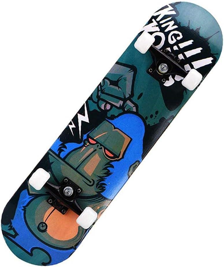 PUTEARDAT standard skateboards - 31.5in Skateboard Complete La 7 Bombing Fees free!! free shipping
