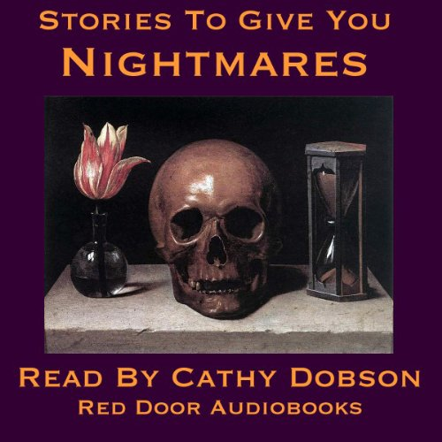 Stories to Give You Nightmares audiobook cover art