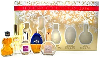 DANA WOMEN'S HOLIDAY COLLECTION 2016 Fragrance, Sampler Holiday Collection, 5 Piece