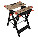 BLACK+DECKER BDST11000 Workmate Workbench 550lb Capacity Work Bench WM1000