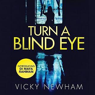 Turn a Blind Eye cover art