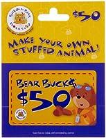 Build-A-Bear $50 Gift Card