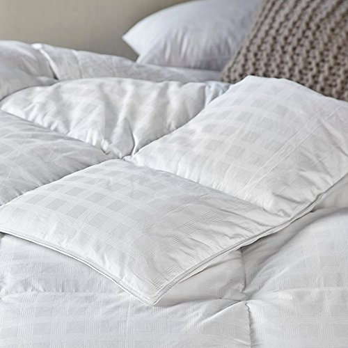 Snuggledown Hungarian Goose Down Super King Duvet 4.5 Tog Plus Super King Duvet 9 Tog 3-in-1 Combination 13.5 Tog All Seasons Superking Duvet