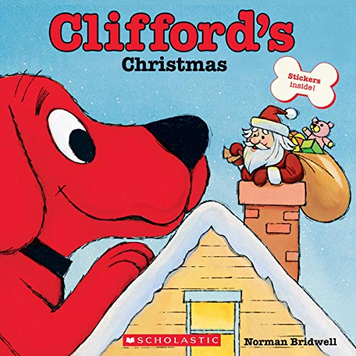 Clifford's Christmas (Clifford, the Big Red Dog)の詳細を見る