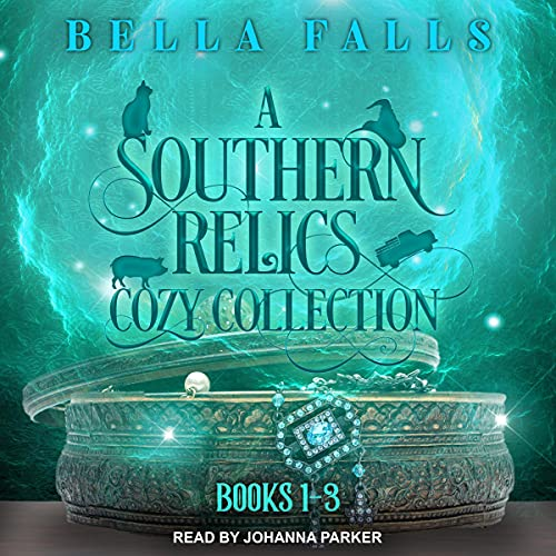A Southern Relics Cozy Collection cover art