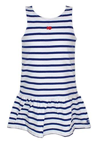 Week-end a la mer | Ringel-Kleid Friponne für Mädchen Größe 68