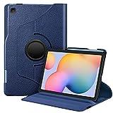 FINTIE Funda Giratoria para Samsung Galaxy Tab S6 Lite de 10.4' con Portalápiz para S Pen - Rotación de 360 Grados...