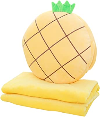 Amazon.com: Roxannes Stuffed Plush Throw Pillows Round ...