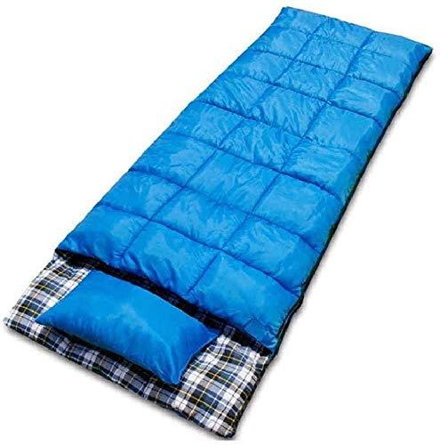 Sac de couchage Robe Portable Chaud enveloppe Unique lumière Camping, randonnée Pad Dormir en Plein air