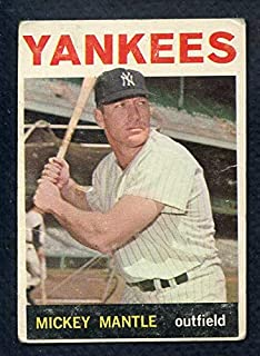 1964 mickey mantle topps