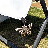 8er Set Tischdeckenbeschwerer Schmetterling - 7