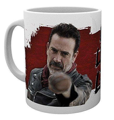 The Walking Dead Kaffeebecher Little Pig weiß