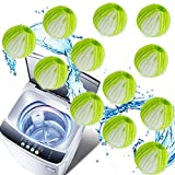 Pet Hair Remover for Laundry, 12PCS Reusable Lint Remover Balls for Laundry