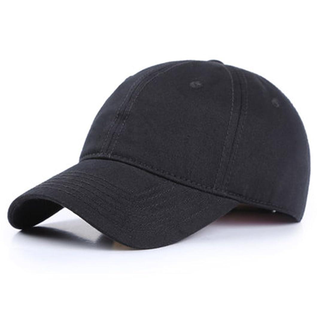 平和なペルセウス野球李愛 帽子 カップルキャップ野球帽春秋レジャーサンハット (色 : A)
